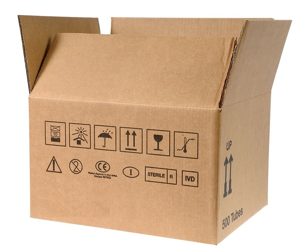Cajas de cart n cuatro aletas for Cajas carton embalaje