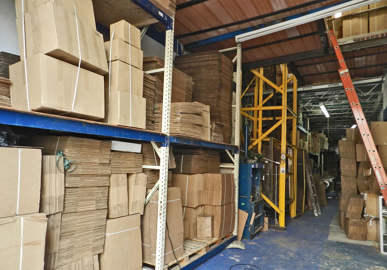 Fabricaci n de cajas a la alta medida for Laminas de carton