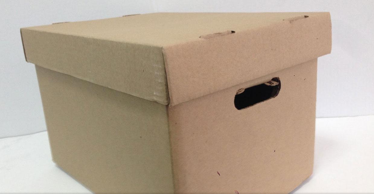 Cajas de carton decorativas grandes - Cajas grandes de carton decoradas ...